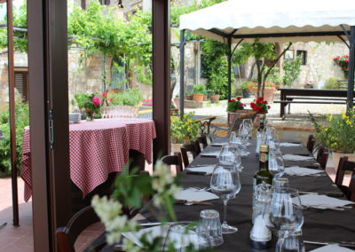 Partys und Zeremonien - Villa di Sotto