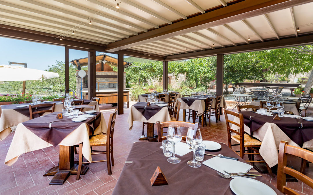 Restaurant mit toskanischer Küche