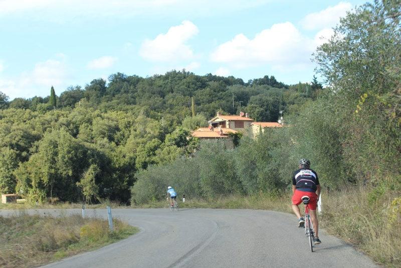 Eroica di Gaiole - Villa di Sotto
