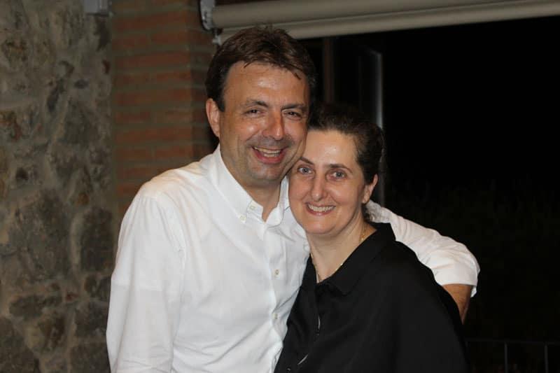 Paola e Sauro Proprietari Villa di Sotto