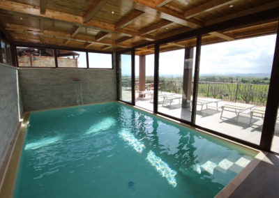 b&b con spa in toscana