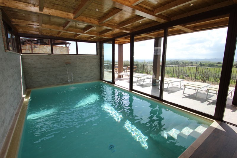 B&B with SPA in Tuscany