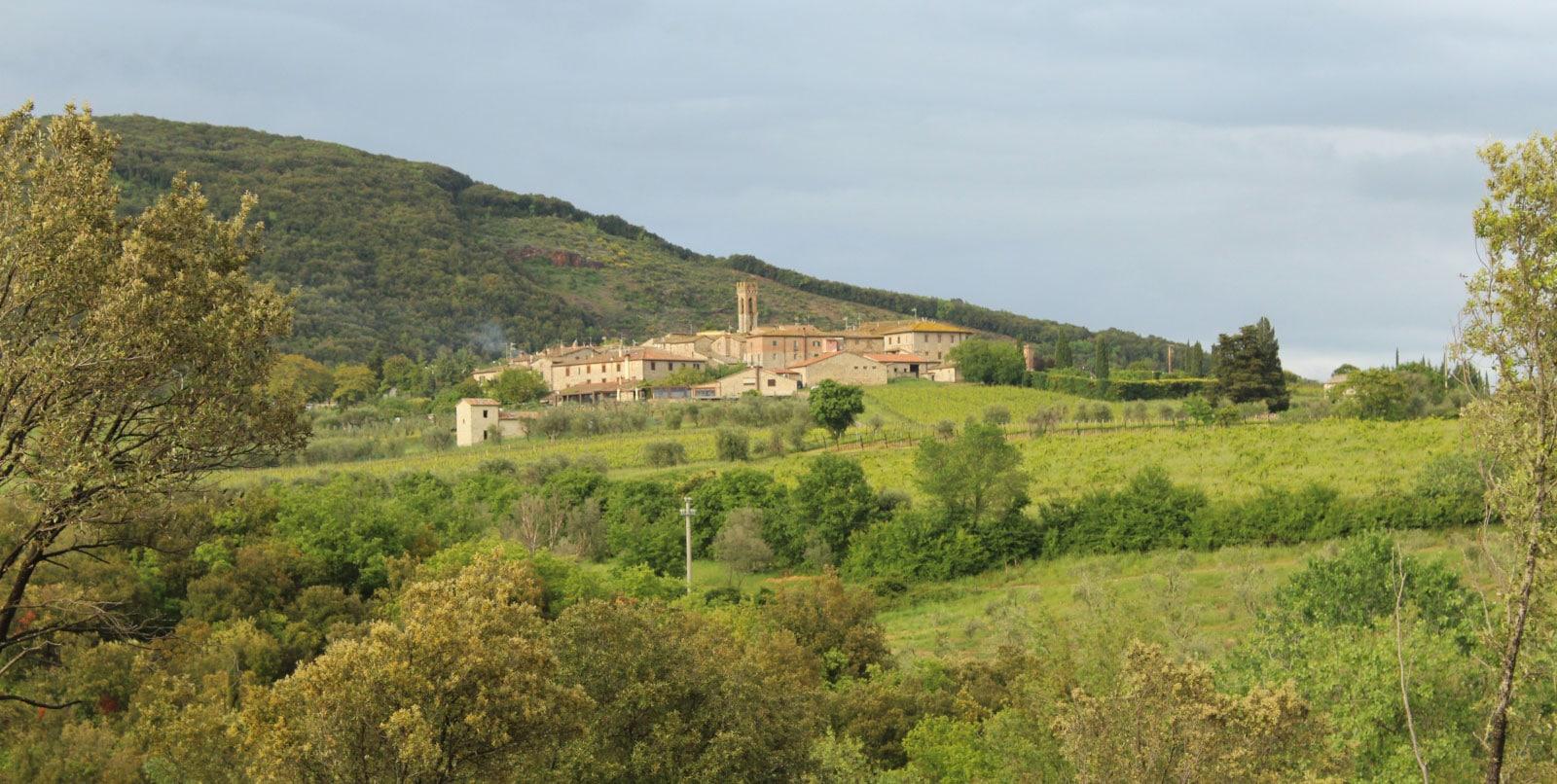 Villa a Sesta