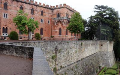 Das Schloss von Brolio