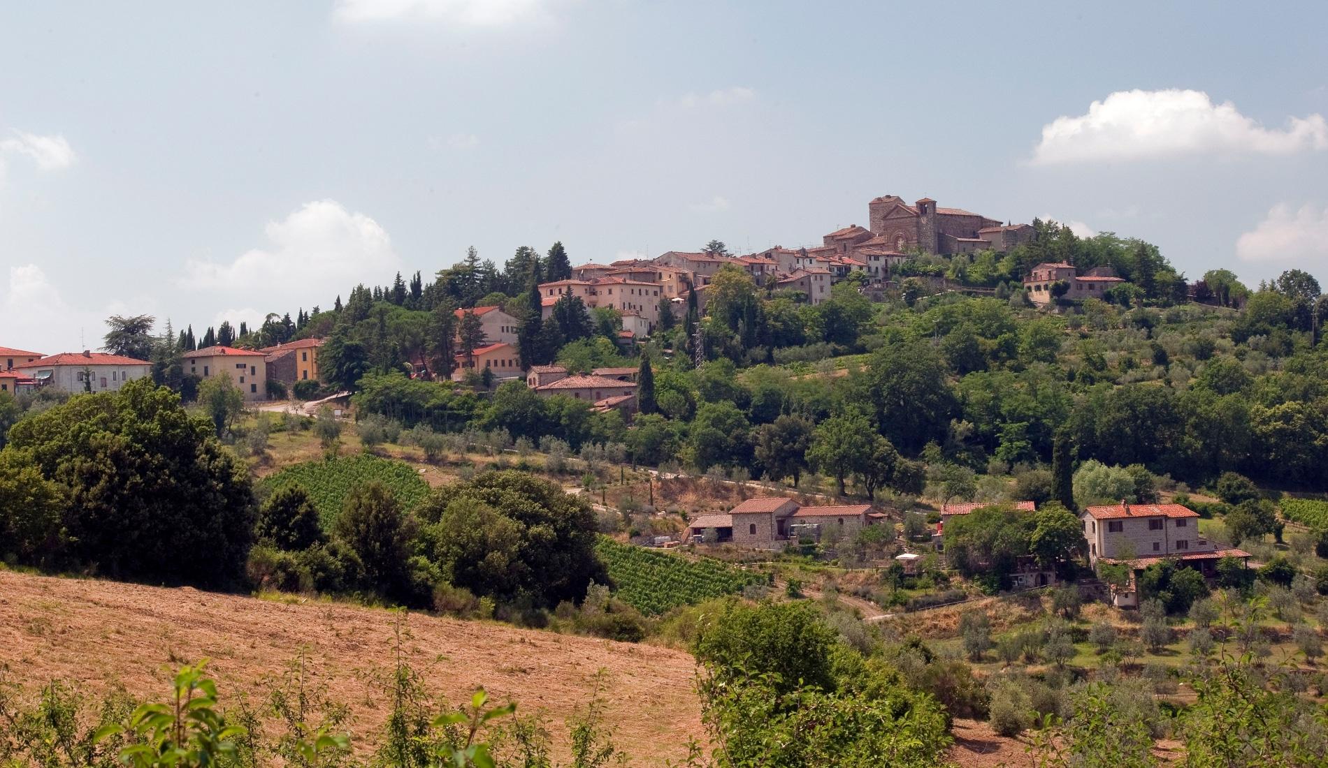 Panzano in Chianti - Villa di Sotto