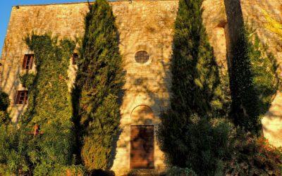 Romanische Pfarrkirche San Polo in Rosso