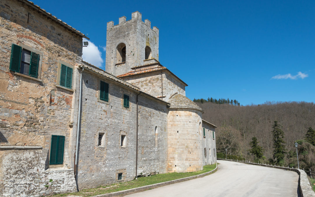 Badia a Coltibuono - Villa di Sotto