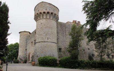 Castle of Meleto
