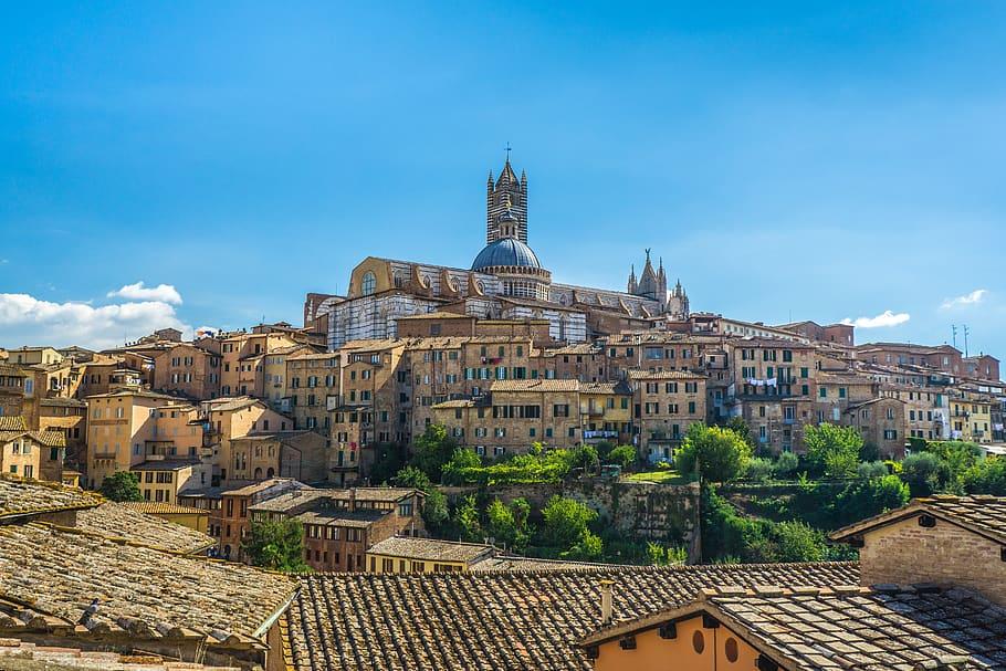 The myth of Siena