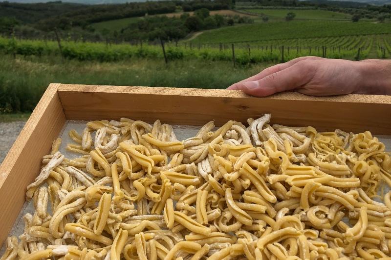 Pasta fresca - Ristorante Villa di Sotto