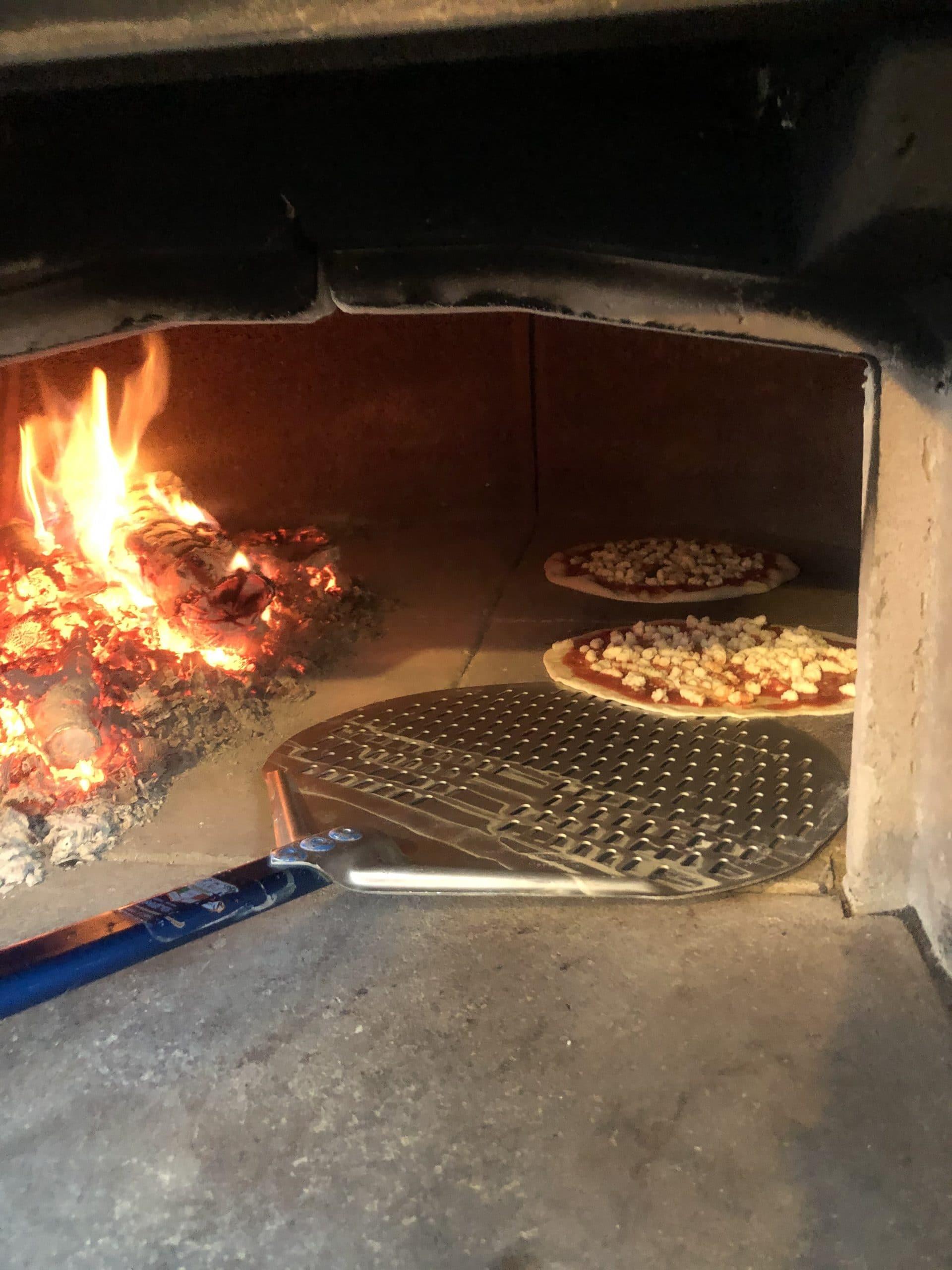 Pizza - Villa di Sotto