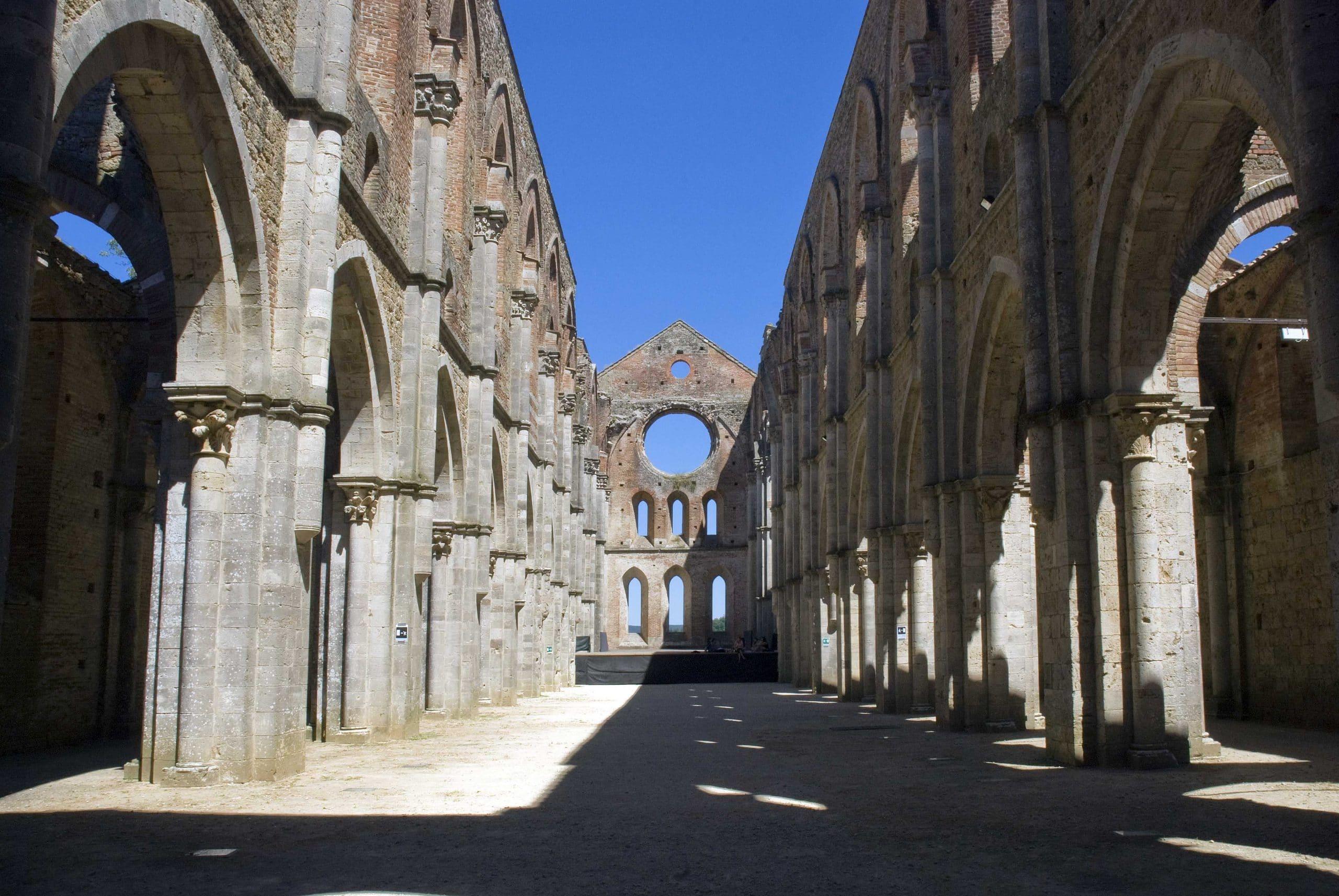 Die Umgebung von Siena