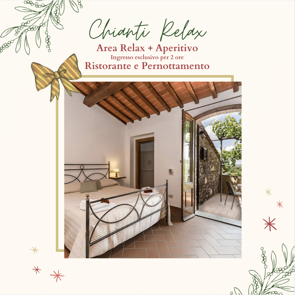 Voucher Regalo Area Relax - Villa di Sotto