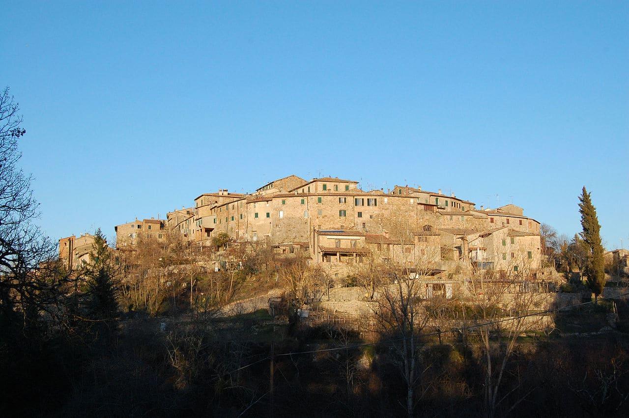 Monticiano - Villa di Sotto