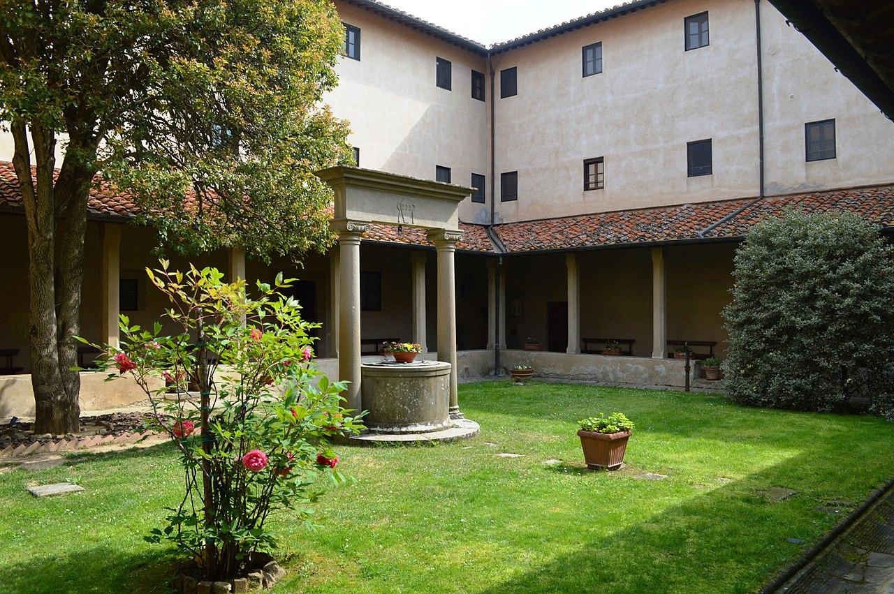 Ermitage de Lecceto
