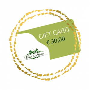 Carte cadeau 30,00 Euro - Villa di Sotto